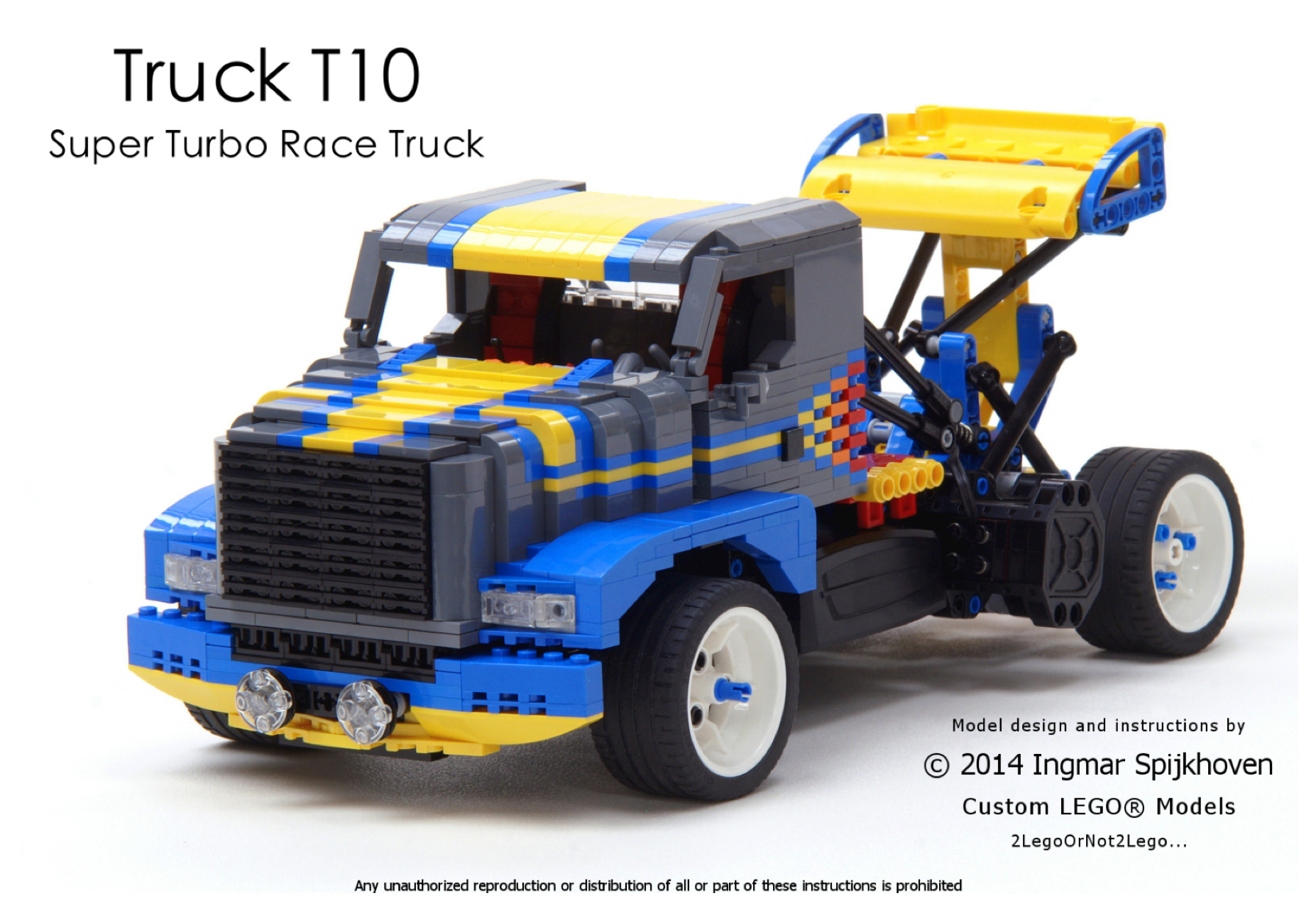 Instructions Truck T10 Products Ingmar Spijkhoven